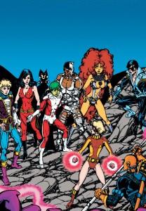The New Teen Titans Judas Contract