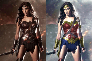 Which is better? The comic con release left) or the brighter version right)