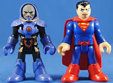 Darkseid and Superman