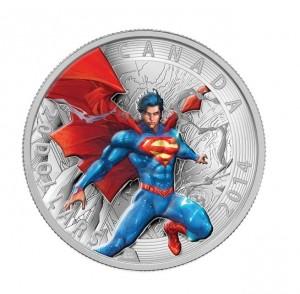 Superman coins