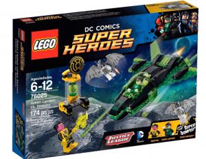 G.L. vs Sinestro Lego