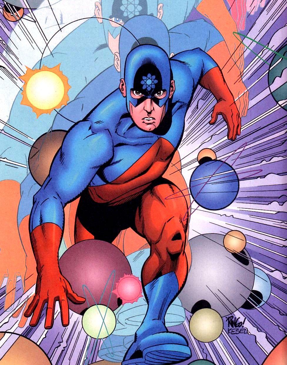 Ray Palmer aka The Atom