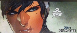 Batman Eternal 28 Selina Turnign Ponit