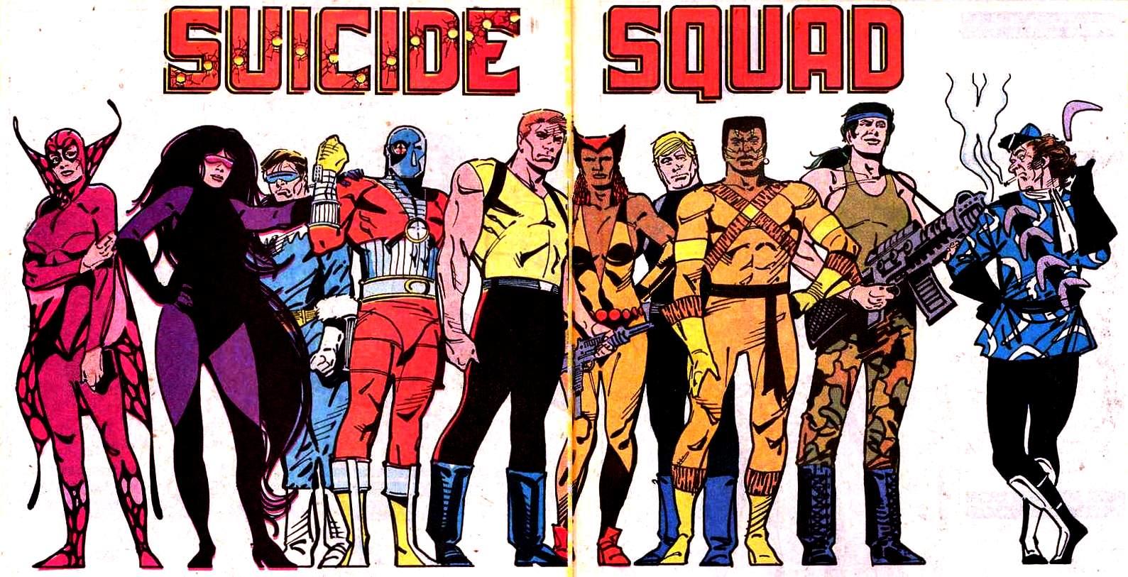 2016: Suicide Squad