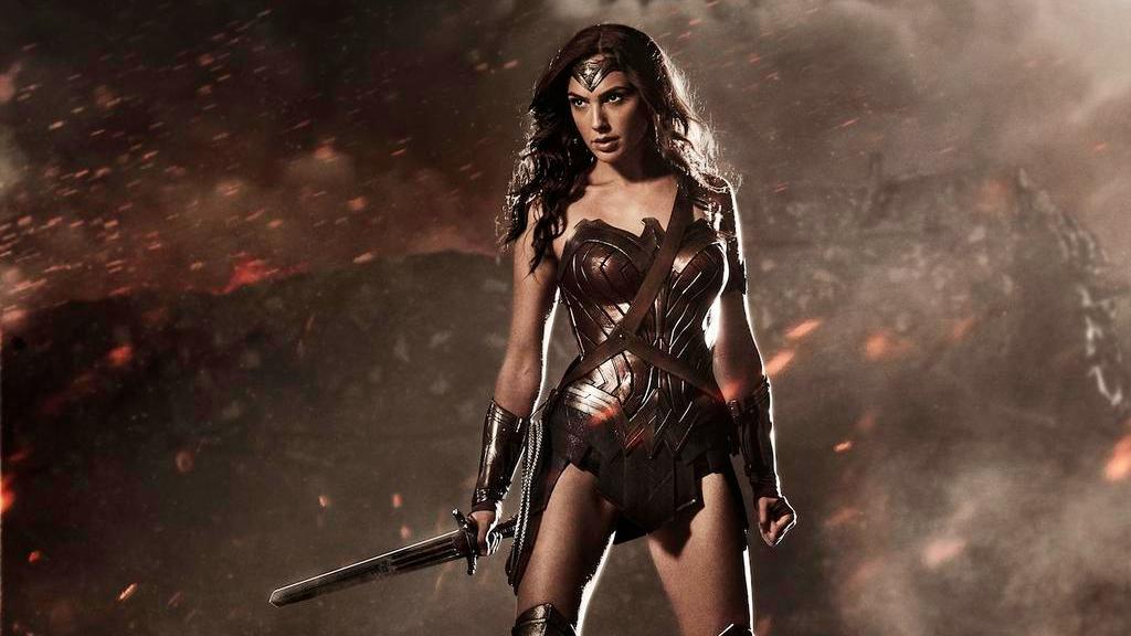 2017: Wonder Woman