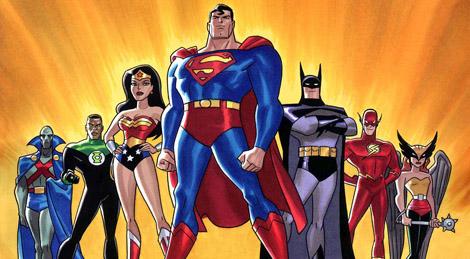 2017: Justice League