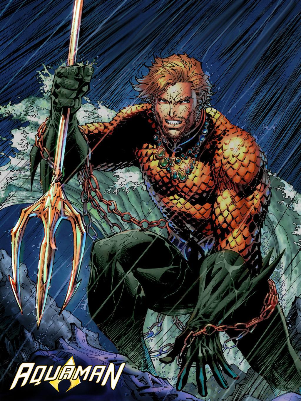 2018: Aquaman