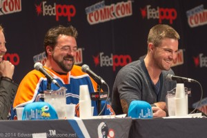 Amell/Smith: Best Friends
