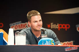 Stephen Amell: Lets do This