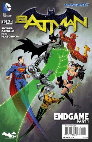batman 35 cover