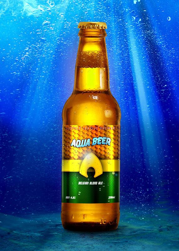 Aqua Beer