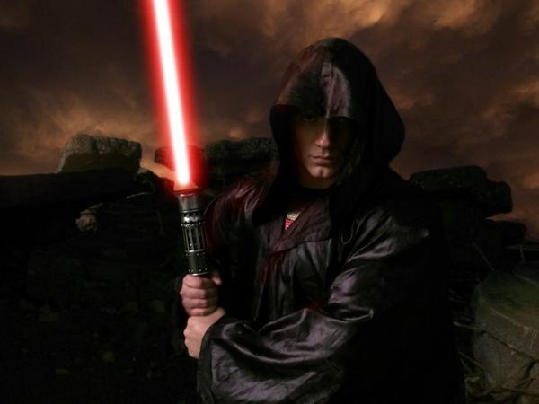 Cavill as a Sith