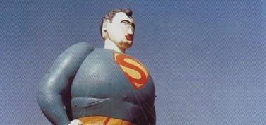 1966 Superman balloon