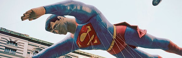 1982 Superman balloon