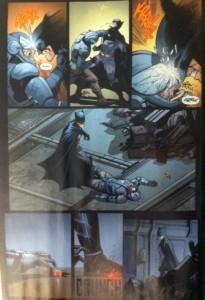 Batman Eternal 34 confrontation