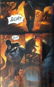 Batman Eternal 34 Rescue