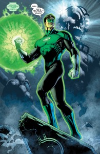 Hal Jordan returns
