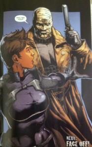 Batman Eternal 33 Julia and Hush