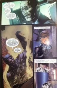 Batman Eternal 33 Batman and Pennyworths