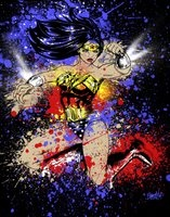 Wonder Woman by Jerry Bennett