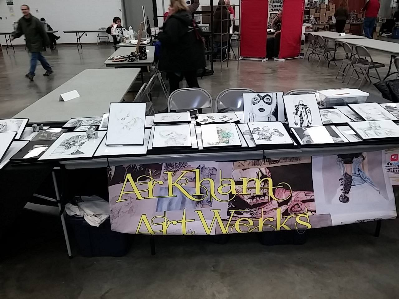 Arkham Artwerks
