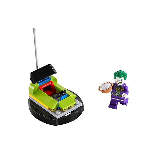 Lego Joker Bumper Car