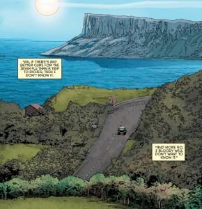 Grayson Annual 1 Cliffs