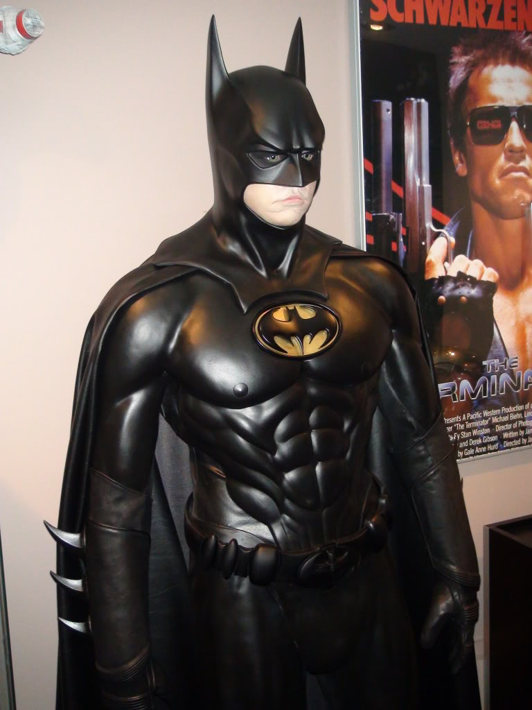 Panther suit - the resemblance is uncanny, minus the nipples of course
