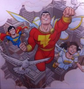 Thunderworld Marvel Family
