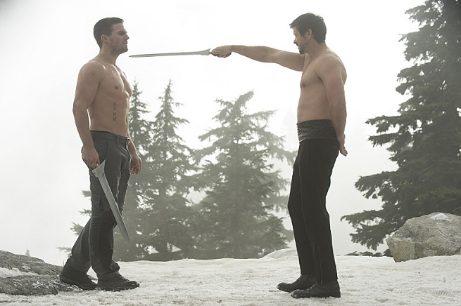 amell arrow cw