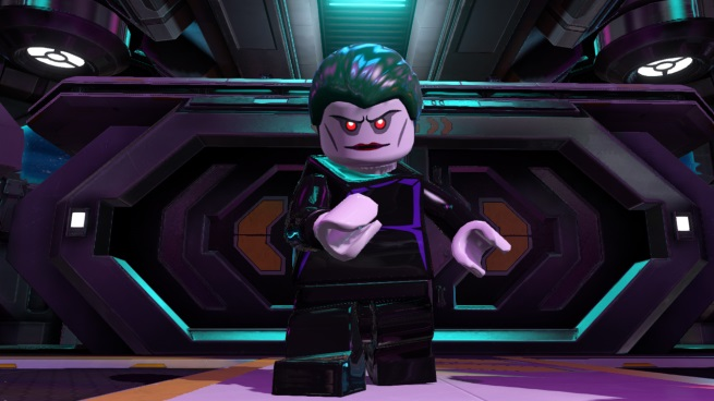 Lego Batman Beyond 5