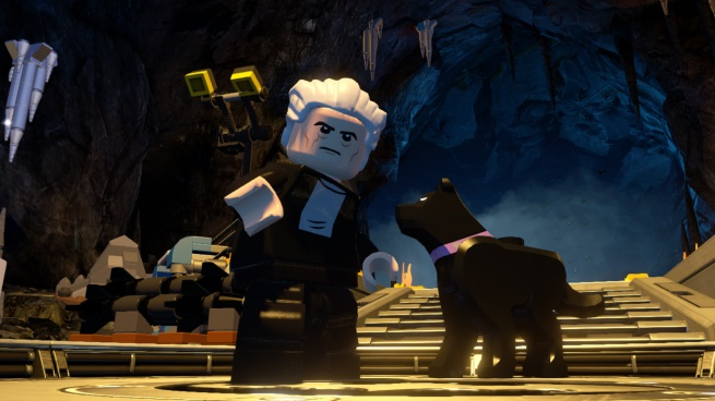 Lego Batman Beyond 4
