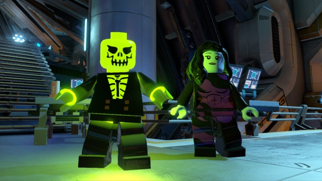 Lego batman Beyond 3
