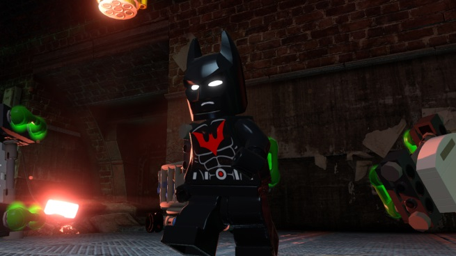 Lego Batman Beyond 2