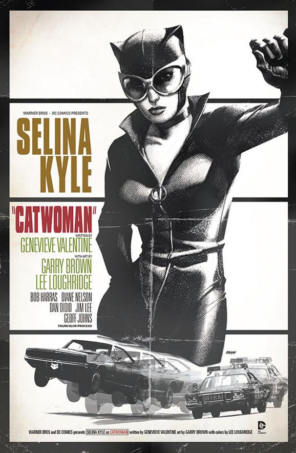 Catwoman/Bullitt
