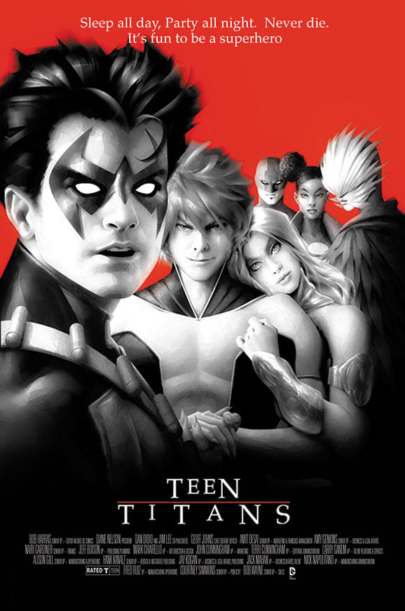 Teen Titans/Lost Boys