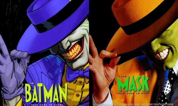 Batman/The Mask