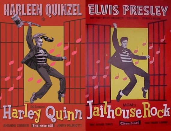 Harley Quinn/Jailhouse Rock