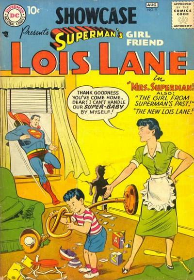 Lois Lane tryout