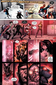 Suicide Squad 5 Harley Trouble