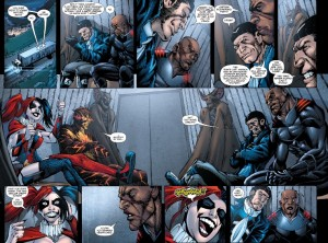 Suicide Squad 5 Group Page