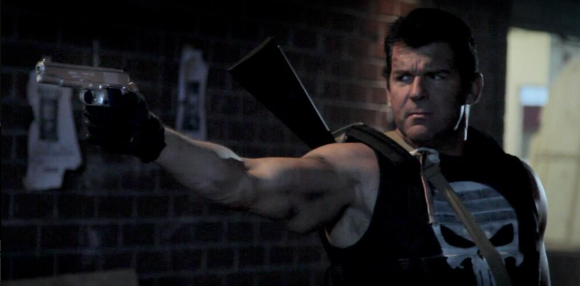 Porter was huge in The Punisher