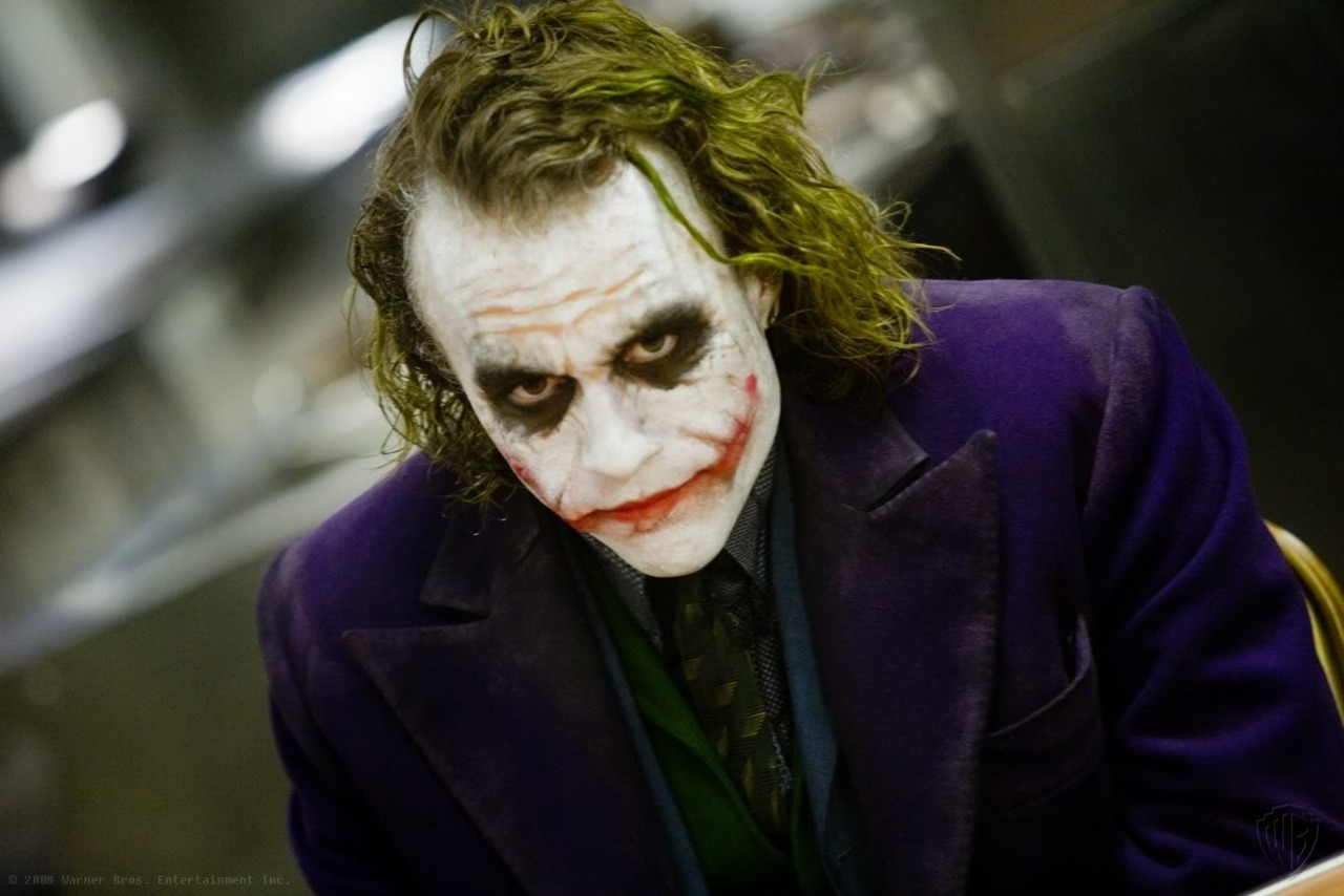 Heath Ledger (The Dark Knight, 2008)