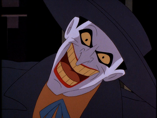 Mark Hamill (Batman: Mask of the Phantasm, 1993)