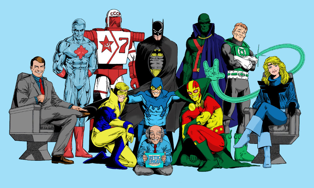 Kevin Maguire Art
