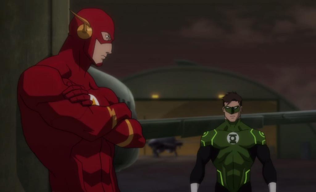 Flash & Green Lantern