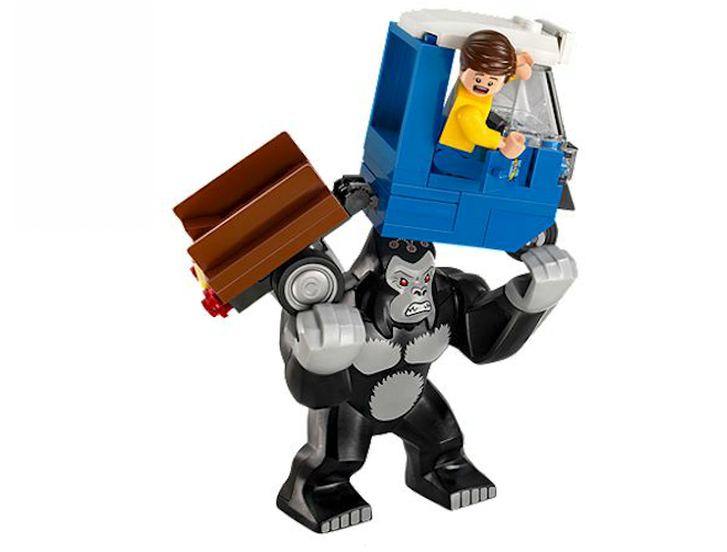 Gorilla Grodd goes Bananasfalse 2