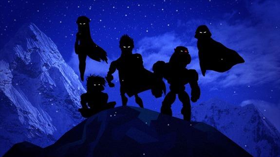 Shrouded Titans