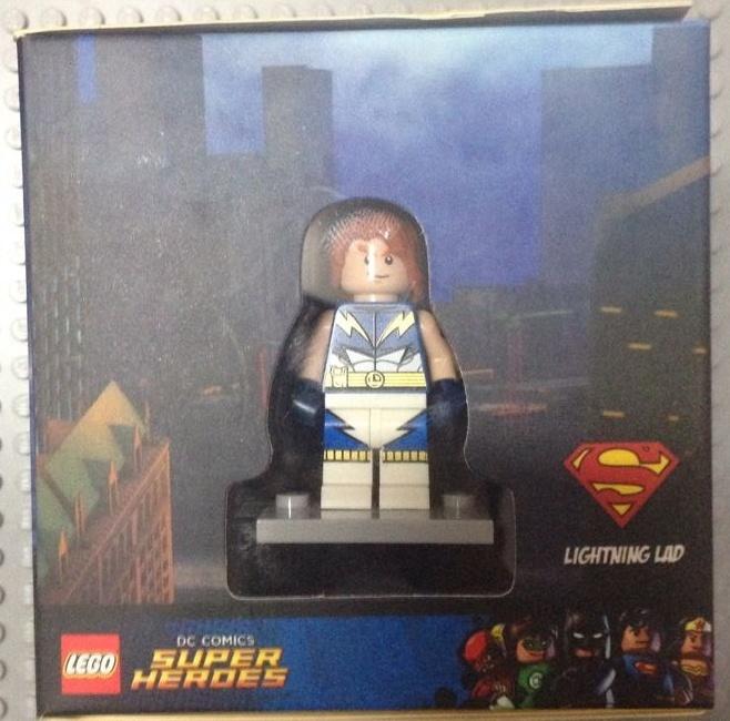 Lego Lightning lad
