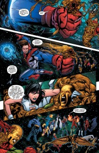 Justice League United (2014-) 009-016